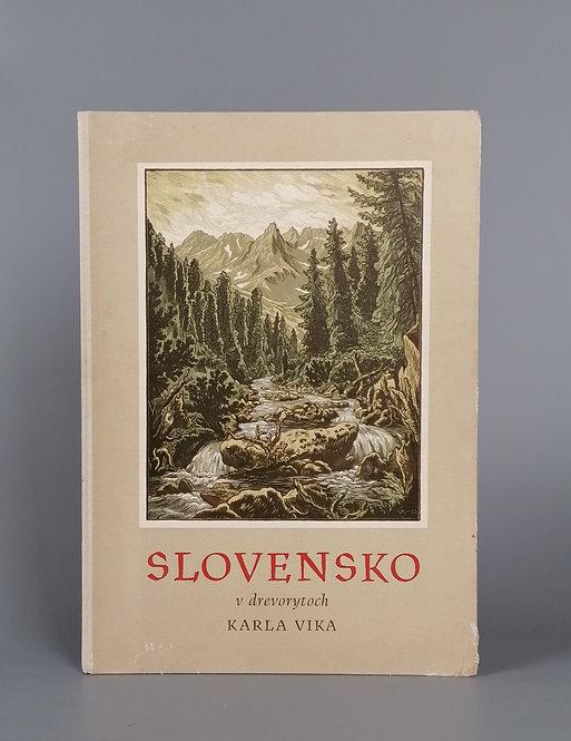 Slovensko v drevorytoch Karla Vika