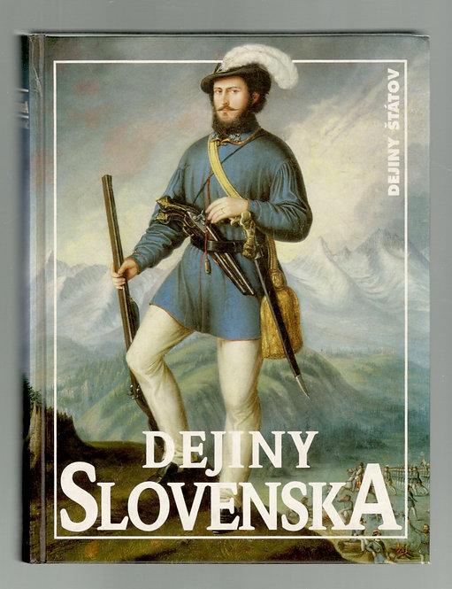 Kováč Dušan, Dejiny Slovenska