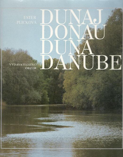 Plicková Ester, Dunaj - Donau - Duna - Danube