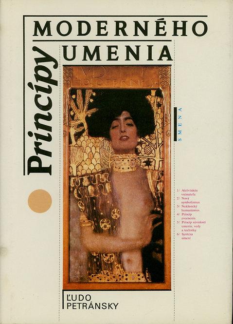 Petránsky Ľudo, Princípy moderného umenia