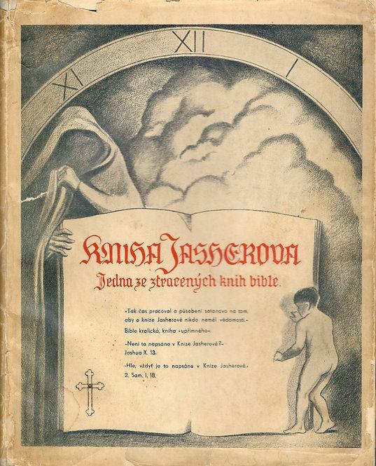 Kniha Jasherova, Jedna z posvátných knih bible ztracená 2100 let