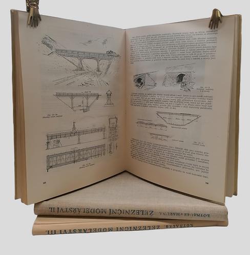 Kotnauer L. - Maruna Z., Železniční modelářství I. - III. diel