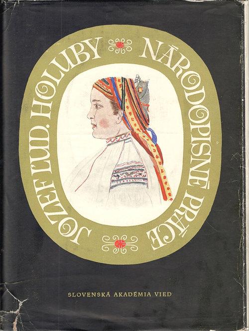 Holuby Jozef Ľud., Národopisné práce