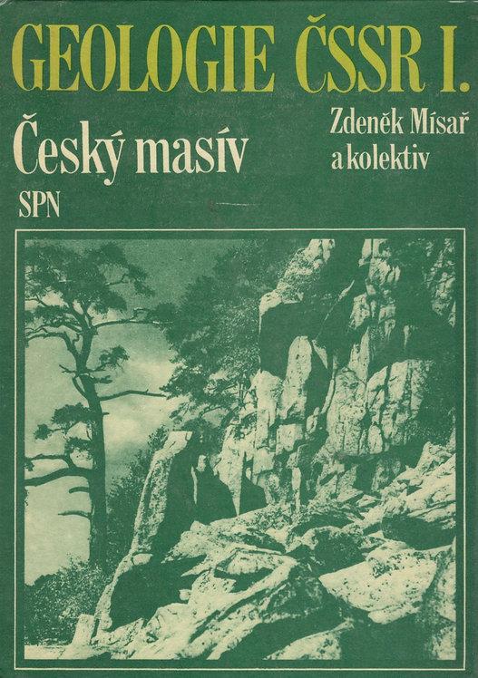 Mísař Zdeněk, Geologie ČSSR I., Český masív