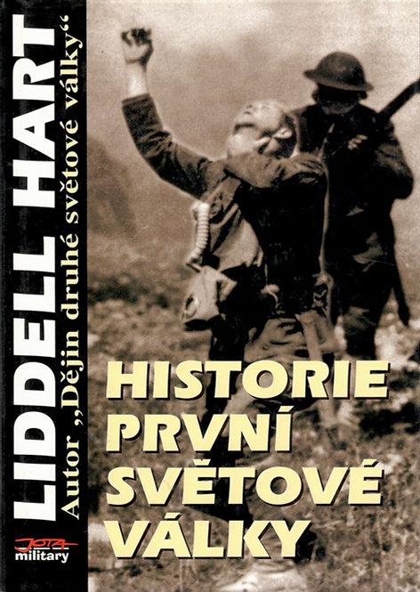 Hart Liddell, Historie první světové války