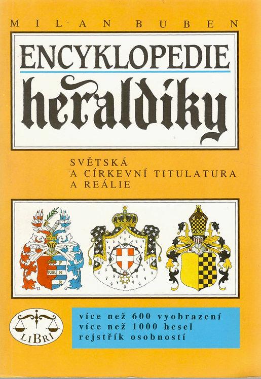 Buben Milan, Encyklopedie heraldiky