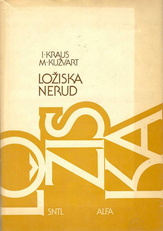 Kraus I., Kužvart M., Ložiska nerud