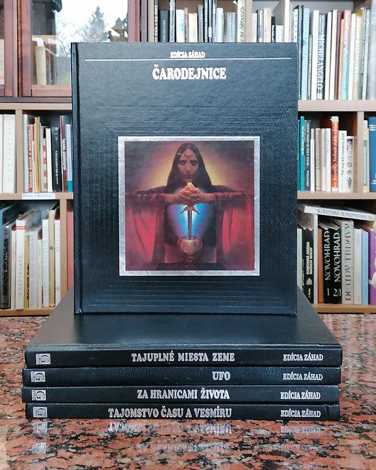 Edícia záhad, 5 kníh