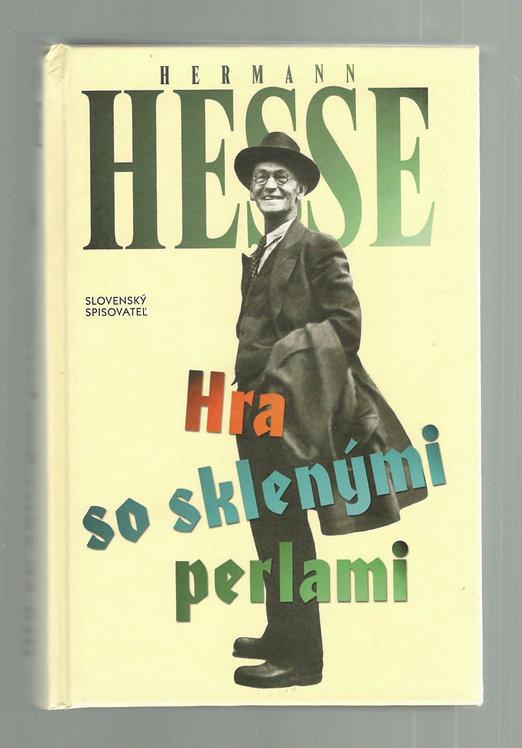 Hesse Hermann, Hra so sklenými perlami