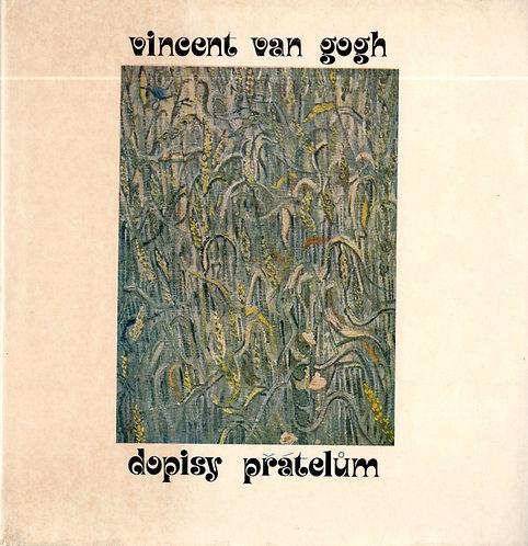 Gogh Vincent Van, Dopisy přátelům