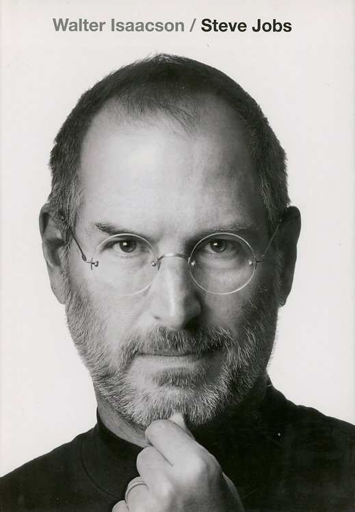 Isaacson Walter, Steve Jobs