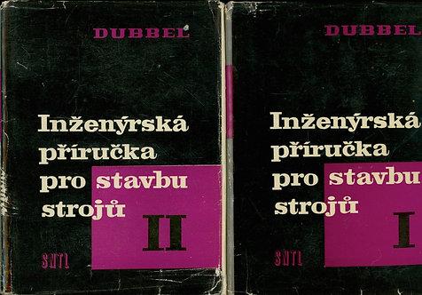 Dubbel, Inženýrská příručka pro stavbu strojů, 1. - 2. diel