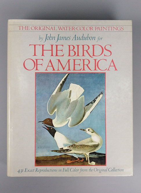 Audubon John James, The Birds of America