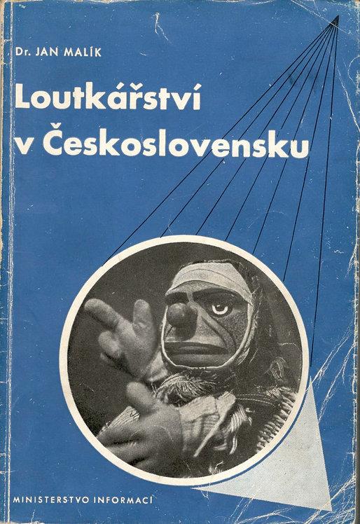 Malík Jan, Loutkářství v Československu