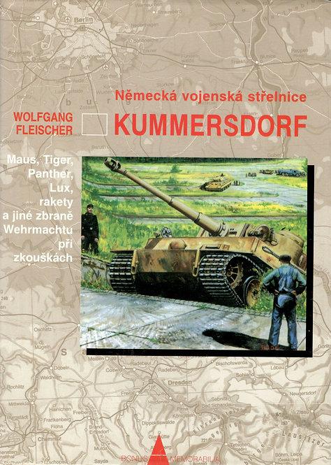 Fleischer Wolfgang, Německá vojenská střelnice Kummersdorf
