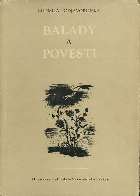 Podjavorinská Ľudmila, Balady a povesti