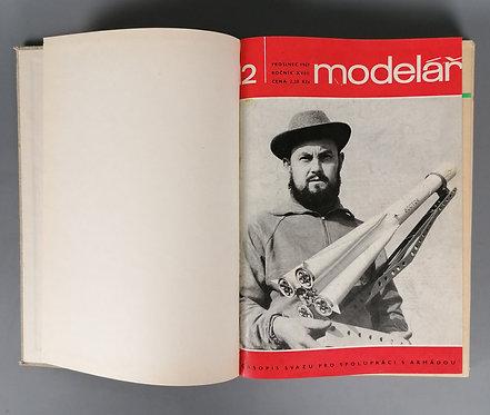 Modelář 1977
