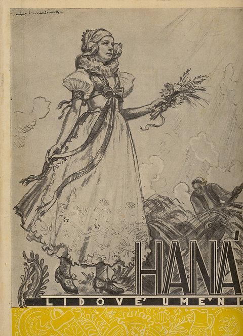 Haná, Lidové umění na Hané