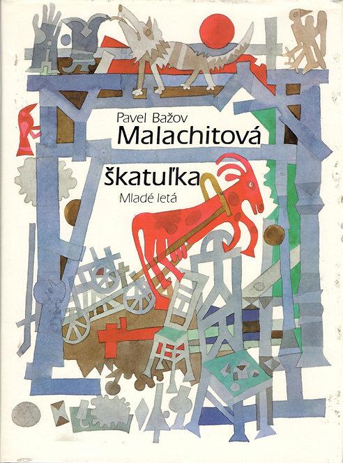 Bažov Pavel, Malachitová škatuľka