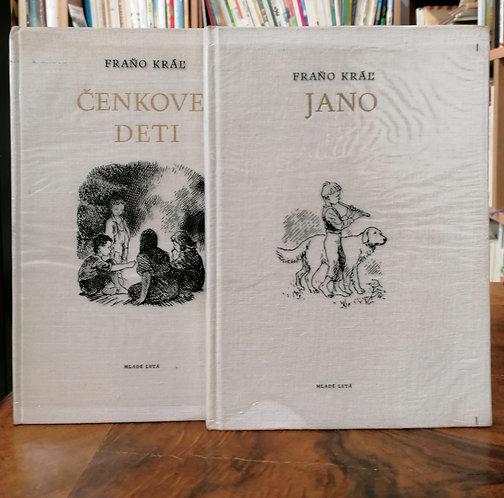 Kráľ Fraňo, Čenkovej deti - Jano