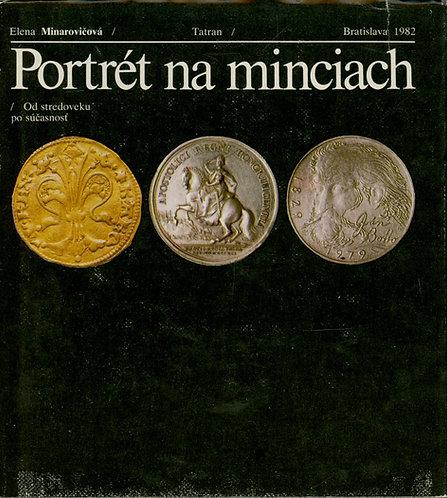 Minarovičová Elena, Portrét na minciach