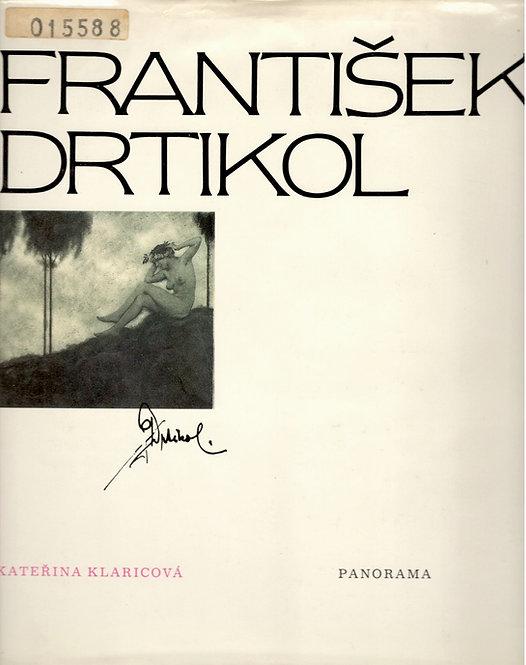 Klaricová Kateřina, František Drtikol
