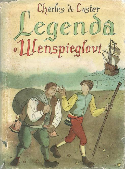 Coster Charles de, Legenda o Ulenspieglovi