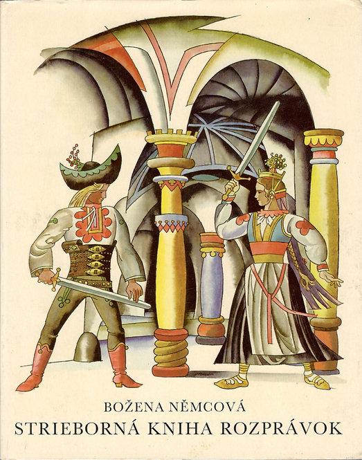Němcová Božena, Strieborná kniha rozprávok