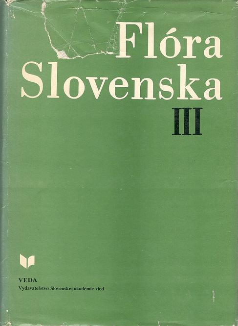 Flóra Slovenska III