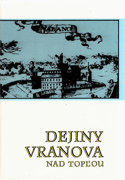 Dejiny Vranova nad Topľou