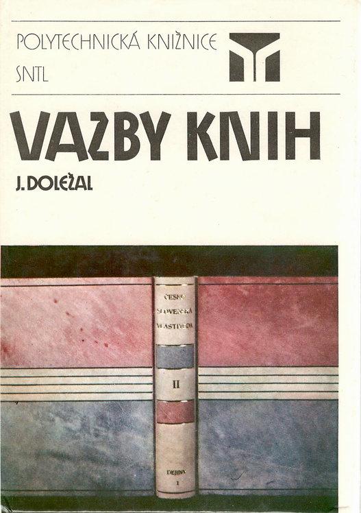 Doležal J., Vazby knih