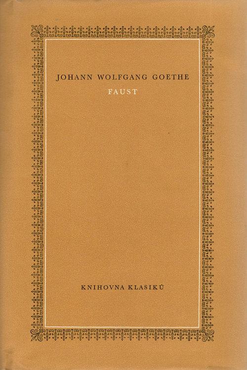 Goethe Johann Wolfgang, Faust