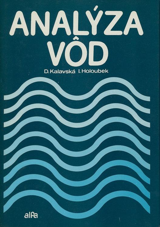 Kalavská D. - Holoubek I., Analýza vôd