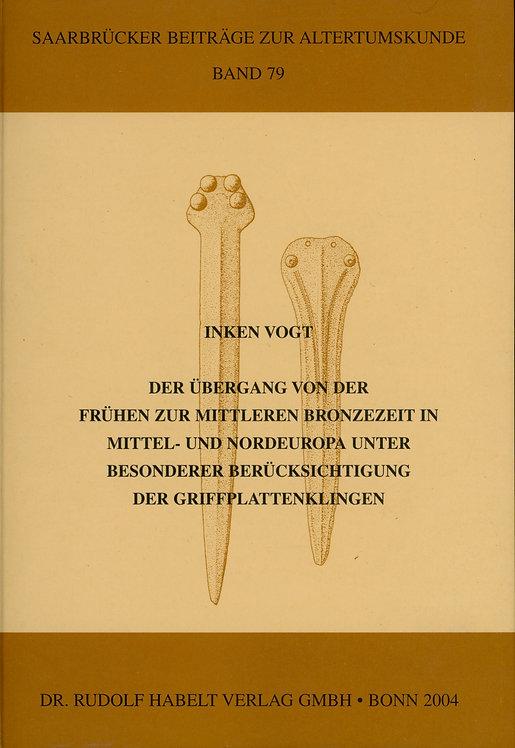 Vogt Inken, Der Übergang von der frühen zur mittleren Bronzezeit