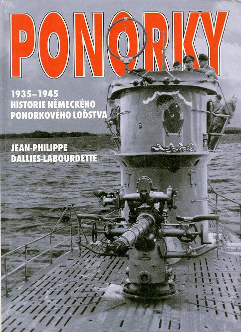 Philippe - Labourdette, Ponorky. Historie ponorek německého válečného loďstva