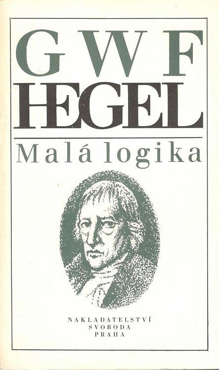 Hegel G. W. F., Malá logika