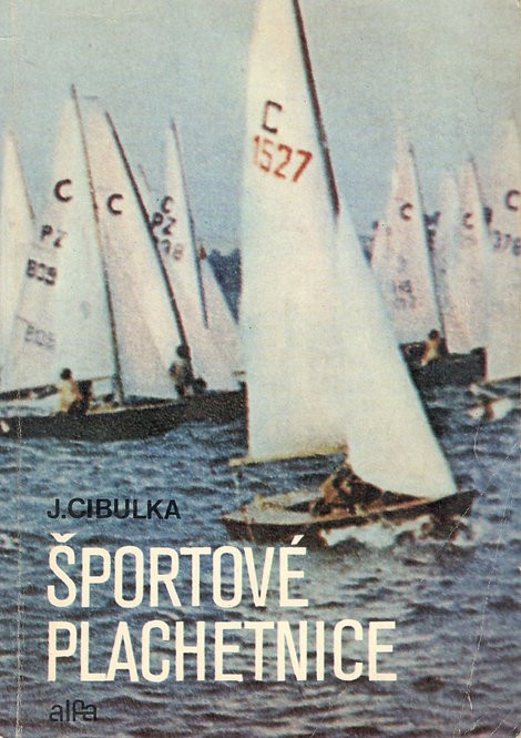 Cibulka J., Športové plachetnice