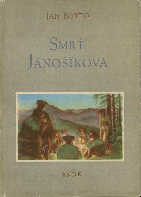 Botto Ján, Smrť Jánošíkova