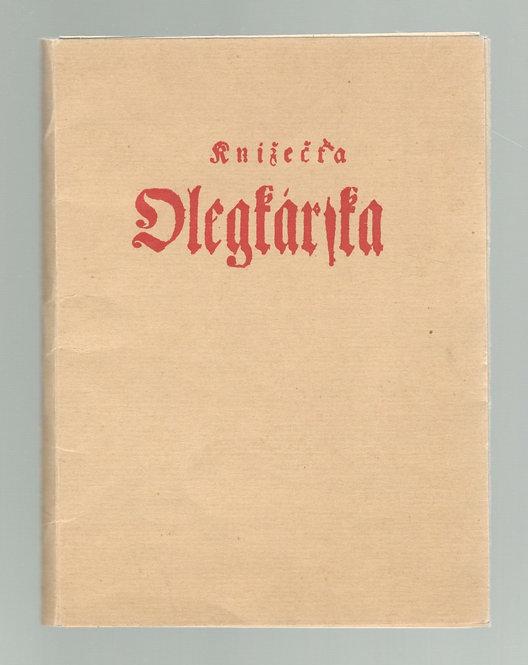 Knižečka Olejkárska