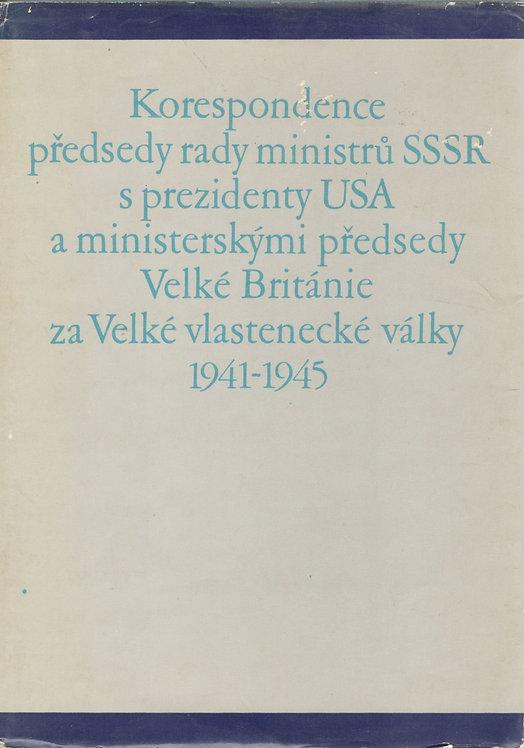 Korespondence předsedy rady ministrů SSSR s prezidenty USA
