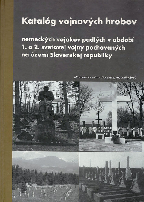Katalóg vojnových hrobov nemeckých vojakov padlých v období 1. a 2. svetovej