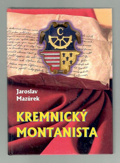 Mazůrek Jaroslav, Kremnický montanista