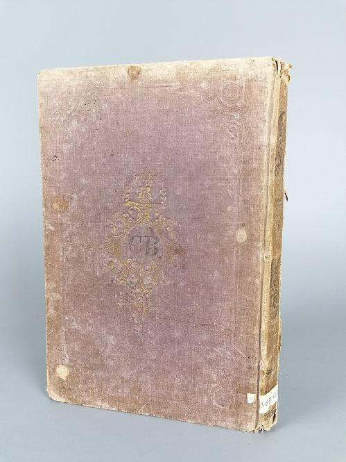 Stern M. E., Festgebete der Israeliten 1873