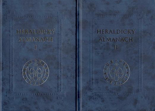 Kartous Peter - Vrtel Ladislav, Heraldický almanach I. - II.