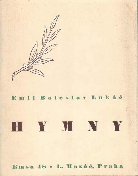 Lukáč Emil Boleslav, Hymny