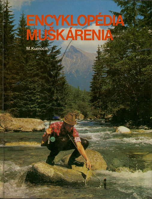 Kurnocik Milan, Encyklopédia muškárenia