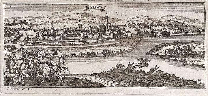 Pohľad na Košice / CASSAVW