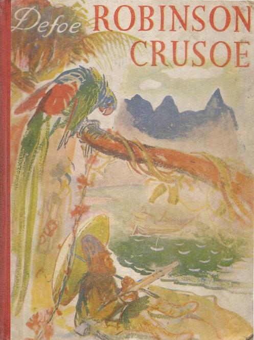 Defoe Daniel, Robinson Crusoe
