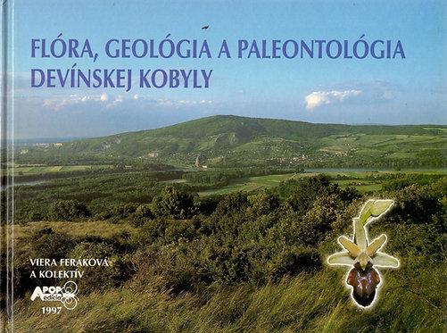 Feráková Viera a kol., Flóra, geológia a paleontológia Devínskej kobyly