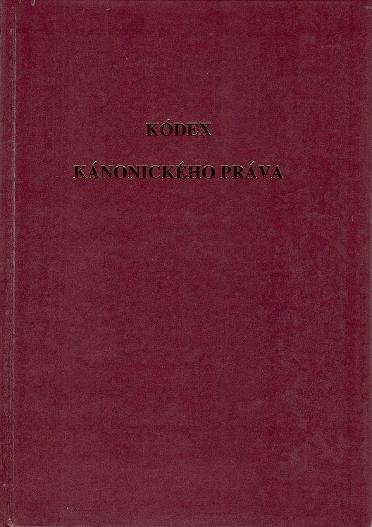 Kódex kánonického práva, Latinsko - slovenské vydanie